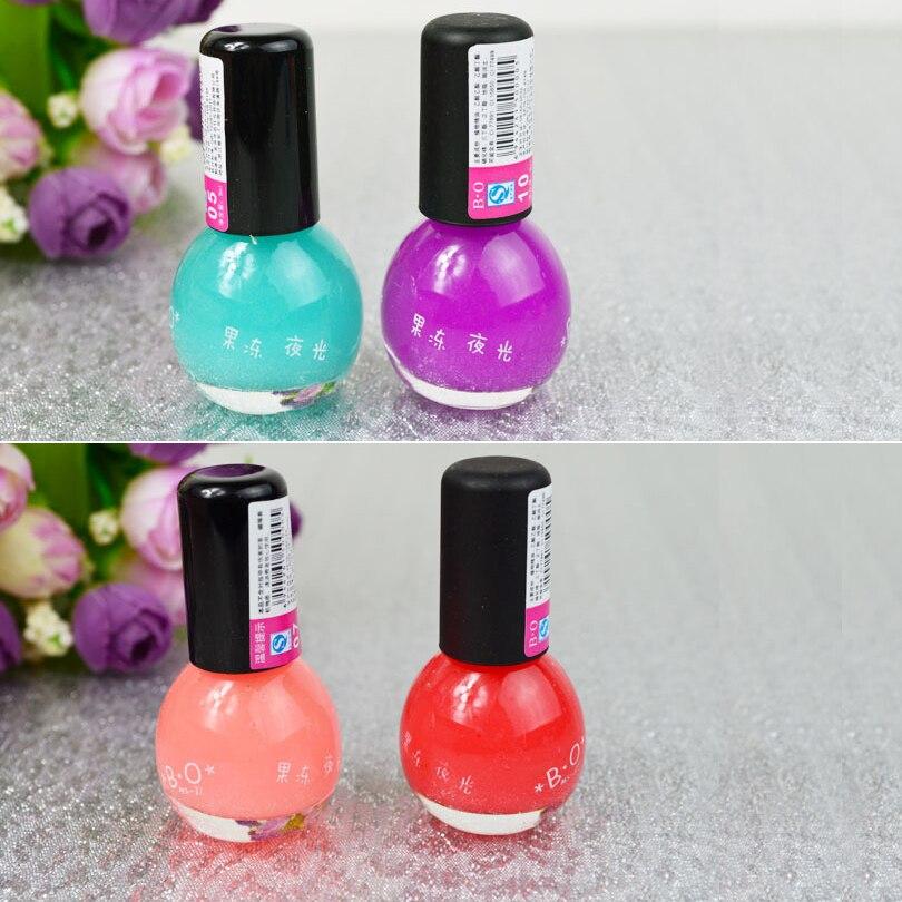 Modern Luminous Nail Polish Ensign - Nail Art Ideas - morihati.com