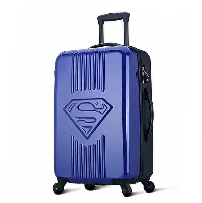 Kids Superman Suitcase | Luggage And Suitcases