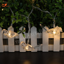 Exceptional New Bird 10 LED String Lights Fairy Festival Lighting Spring Decoration  Holiday Light Battery Operat Home Room Garden Decorative Gallery