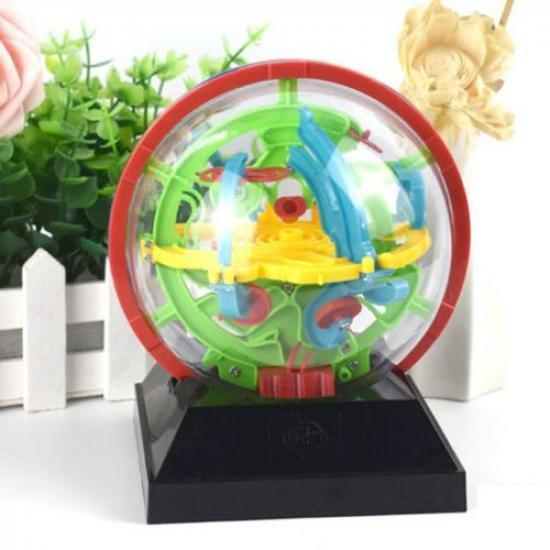 3D Puzzle Magic Maze Ball 299 Level Perplexus Magical Intellect Marble Ball Balance Maze Perplexus Puzzle Toy