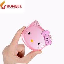 Desbloqueado original rungee kuh k688 telefone mini flip adorável pequenas meninas dos miúdos moblie diamante kitty bonito celular
