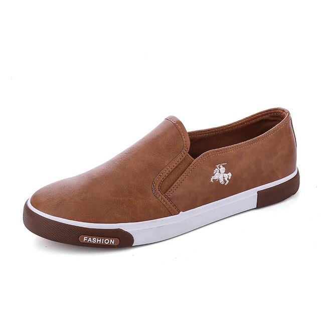 500b1584 39-45 Nuevo 2018 zapatos de hombre de moda al aire libre hombres mocasines  zapatos. Sitúa el cursor encima para ...
