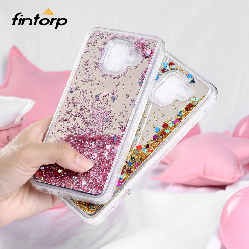 Dynamic Liquid Quicksand Cases For Samsung J6 J4 Plus J8 J3 J2 Pro 2018 Mirror Cover for J5 2017 Prime G530