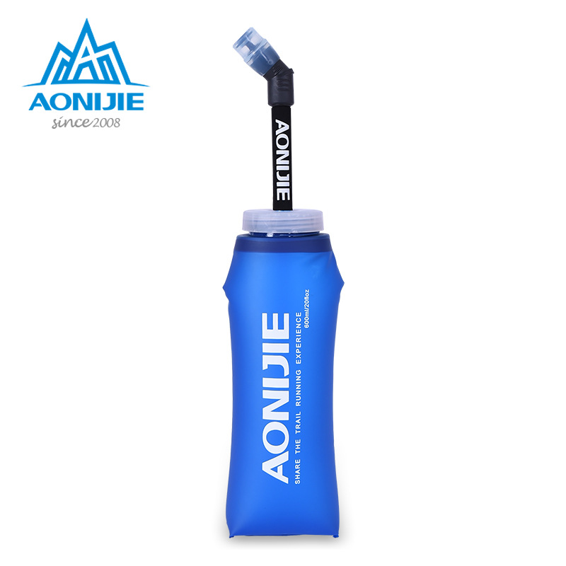 Sports Water Bottle Long Straw: Aliexpress.com : Buy AONIJIE TPU Soft Water Flasks With