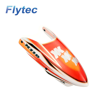 Freeshipping XK K110 Canopy Head Cover Spare Parts For K110 RC Helicopter