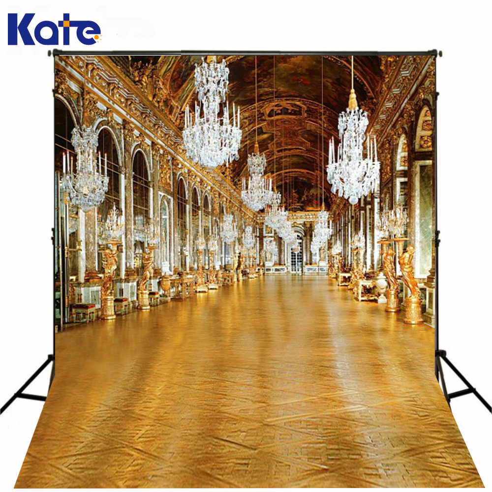 600Cm*300Cm Background Lavishly Decorated Interiors Photography Backdropsthick Cloth Photography Backdrop 3275 Lk 600cm 300cm fundo clock roof balloon3d baby photography backdrop background lk 1982
