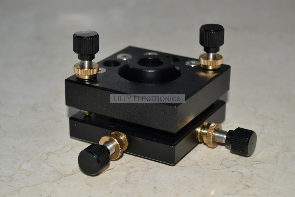 4 Axis Laser Beam Expander Mount Holder for Laser Marking Engraving Cutting Welding