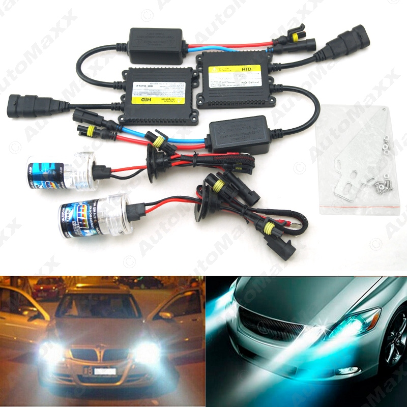 1Sets AC 12V 35W H1/H3/H7/H8/H10/H11/9005/9006 Xenon HID Kit Car Headlight Xenon Bulb Lamp Digital Ballast #J-4471 10sets xenon hid kit h1 h3 h7 h8 h10 h11 9005 9006 dc 12v 35w xenon bulb lamp digital ballast car headlight j 4470