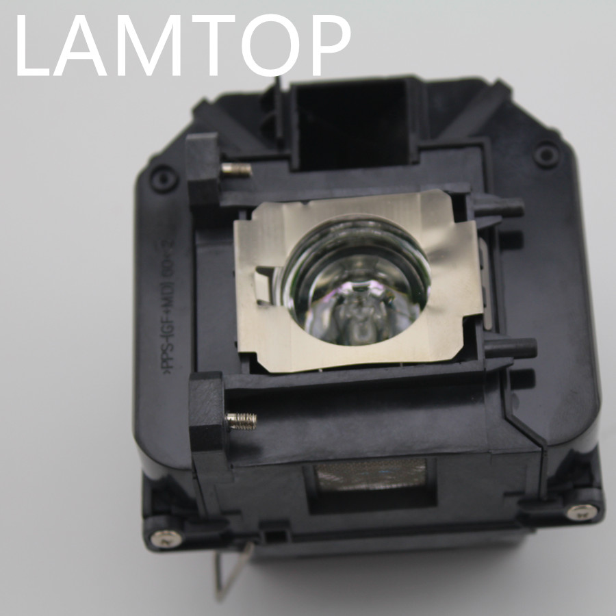 Lamtop long lifespan Compatible projector lamps/ projector bulb ELPLP61  fit for  EB-915W free shipping free shipping new projector lamps bulbs elplp55 v13h010l55 for epson eb w8d eb dm30 etc