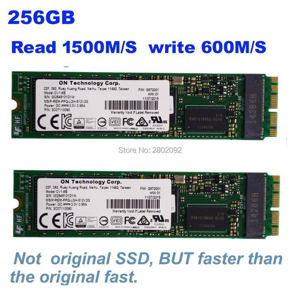 256 gb SSD Per Il 2013 2014 2015 Macbook Air 2013 2014 2015 Macbook imac 2013 2014 2015 pro 2014 mini DISCO A STATO SOLIDO