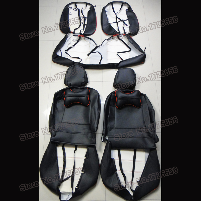 AutoDecorun Custom Car Seats for Peugeot 206CC Car Seat Covers ...