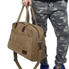 Fashion Brand Large Capacity Backpack Ladies Weekend Travel Bag Zipper Organizer Package Business Men Popular Design Duffel