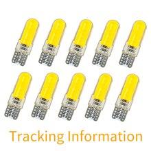 T10 W5W светодиодный салона свет удара силиконовые Автоматическая сигнальная лампа 12 V 194 501 клина стороны Парковка лампа для lada оклейка автомобиля