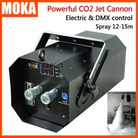 1 Pcs Lot New Coming Magic Fx Co2 Jet Machine Powerful Dmx Co2 Cannon Stage Effect