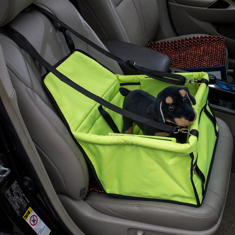 Waterproof Dog Pet Bag Car Carrier Booster Seat Cover Carrying Bags for Outdoor Travel 8 XH8Z
