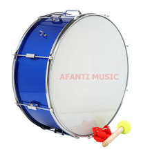 22 inch Blue Afanti Music Bass Drum BAS 1471