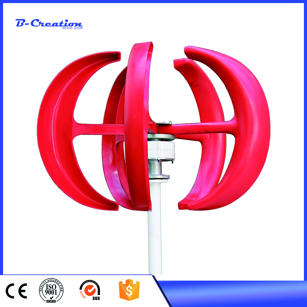 free shipping!!Wind Power Generator Generador Eolico Factory Price 300w Mini Wind For Turbine 12v For Dc Vertical For Home Use factory price 300w wind turbine made in china for sale