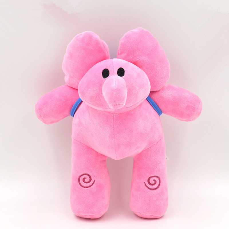 Anime Pocoyo Plush Toys Doll Elly & Pato & POCOYO & Loula Plush Stuffed Animals Toys Brinquedos for Kids Children Birthday Gift