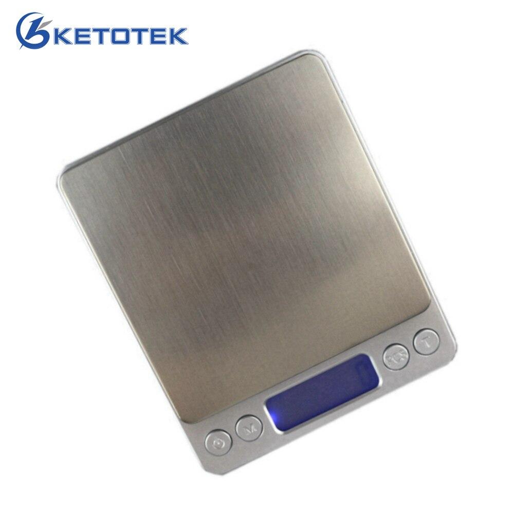 3000G/0,1g Digital cocina escala de peso balanza Libra 3 kg/0,1g electrónico Hight precisión joyería dieta escala envío gratis
