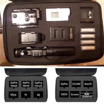 цена на New Travel Bag Storage Case for Sony X1000 X1000V X3000 AS300 AS50 AS15 AS20 AS30 AS100 AS200 AZ1 mini POV Action Digital Camera