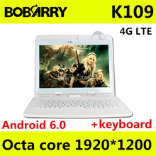 Hot New Tabletki Android 6.0 Octa Rdzeń 128 GB ROM Dual Camera i Dual SIM Tablet PC Wsparcie OTG WIFI GPS 4G LTE telefon bluetooth