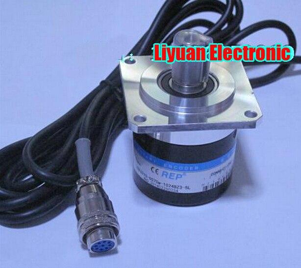 ZSF6215 007CW 1024BZ3 5L REPro spindle encoder 1024P R machine Rotary encoder 1024P
