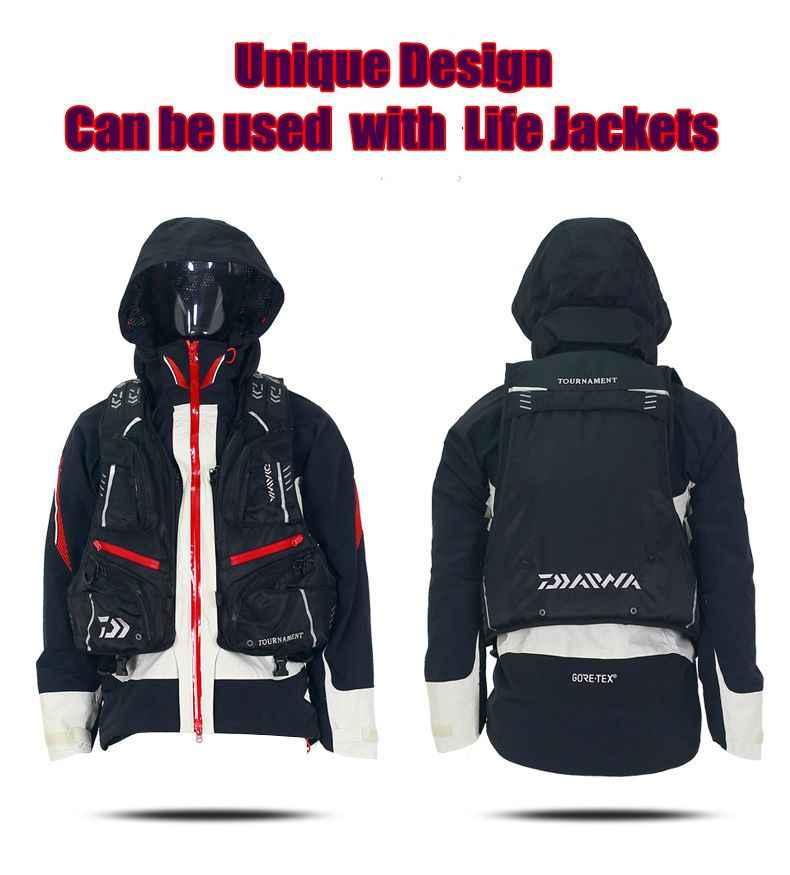 ba2667d9f0b ... Winter Daiwa Waterproof Fishing Clothing Sets Men Breathable Fishing  Clothes Outdoor Sportswear Suit Warm Fishing Shirt ...