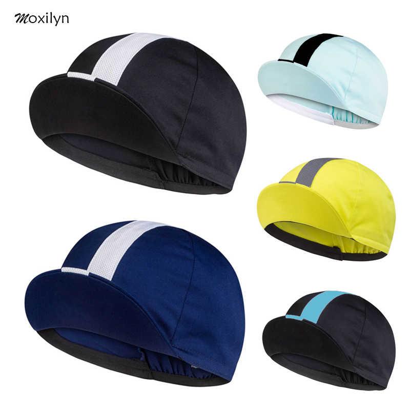 594ad65126d61 8 Colors Unisex Custom Logo Printed Sports Baseball Running Cycling Bike  Head Cap Hat Quick Drying