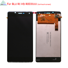 For BLU R1 HD R0031UU R0011UU LCD Display Touch Screen Perfect Screen Digitizer Assembly Repair Parts For BLU R1 HD LCD Screen