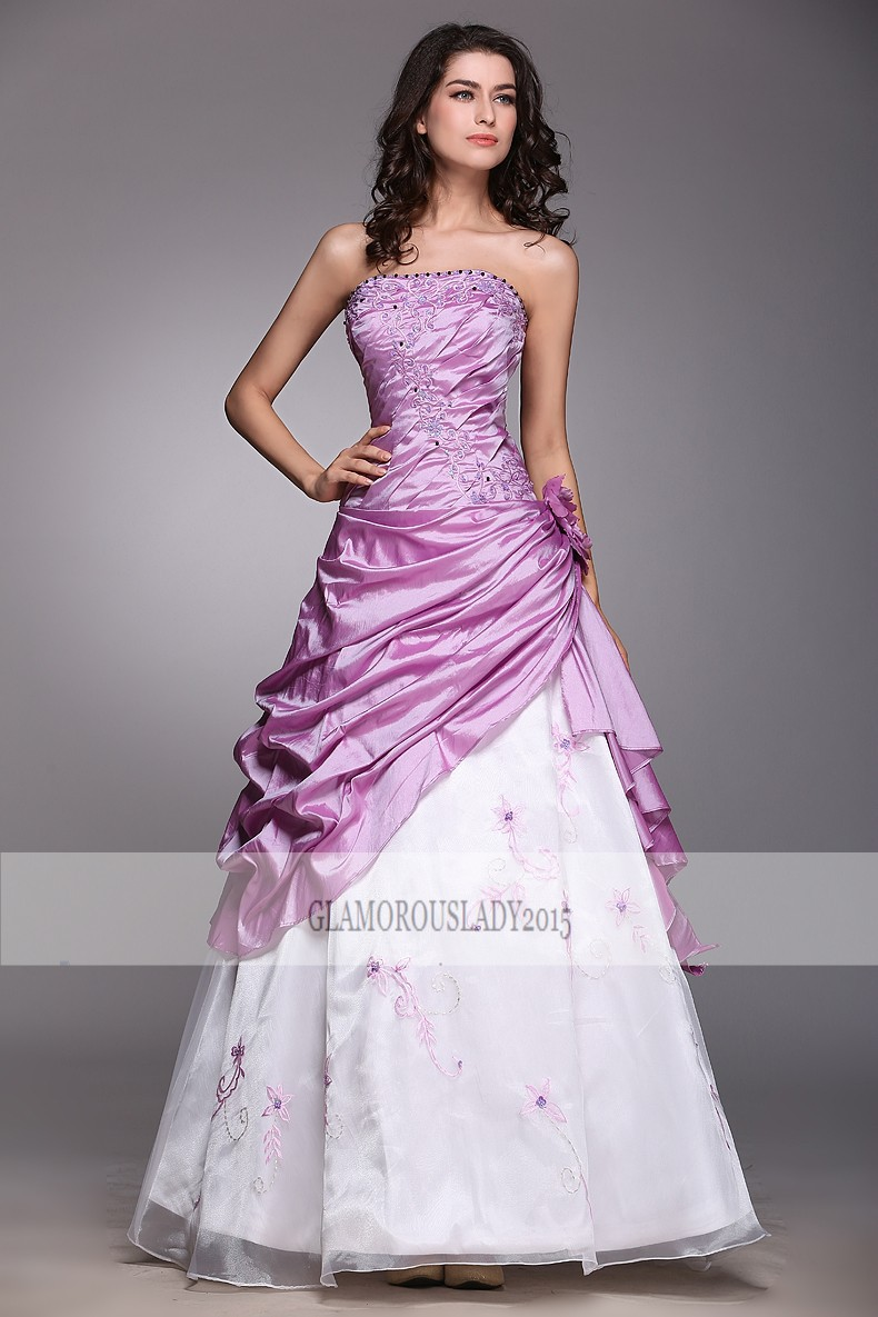 Prom dresses for young ladies