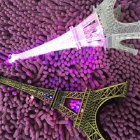 25CM Vintage Home Decor Artesanato Miniaturas Home Decoration Accessories torre eiffel Manualidades Ornaments Craft eiffel tower