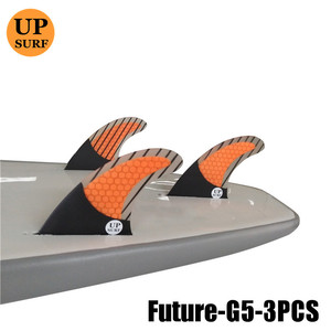 Image 5 - SURF Future Fins G3/G5/G7 Fiberglass Honeycomb Surfing Surfboards Fins prancha quilhas de