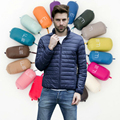 90% Duck Down Men Winter Jacket Coat Warm Parka Men's Jackets Male Coats Man Casual Parkas Light Outwear Brand Clothing 11 Style