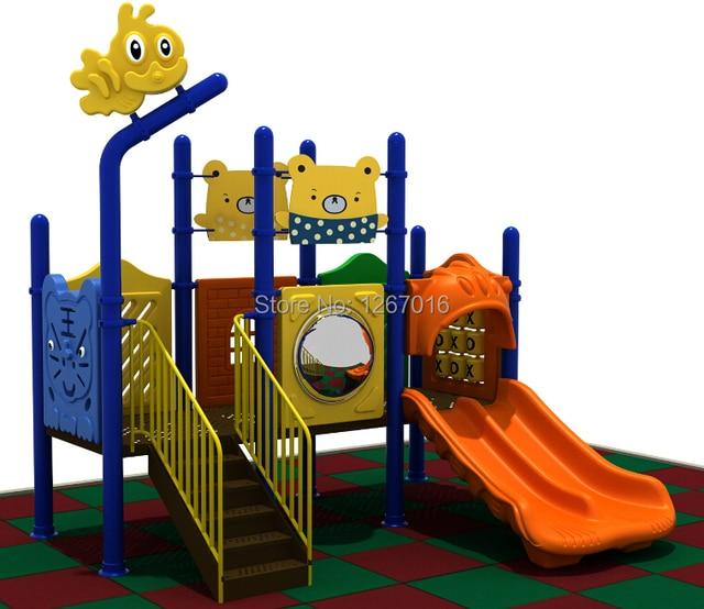 Restaurant Playground For Kids Fastfood Children Play Slide Kfc Toys Custom Made