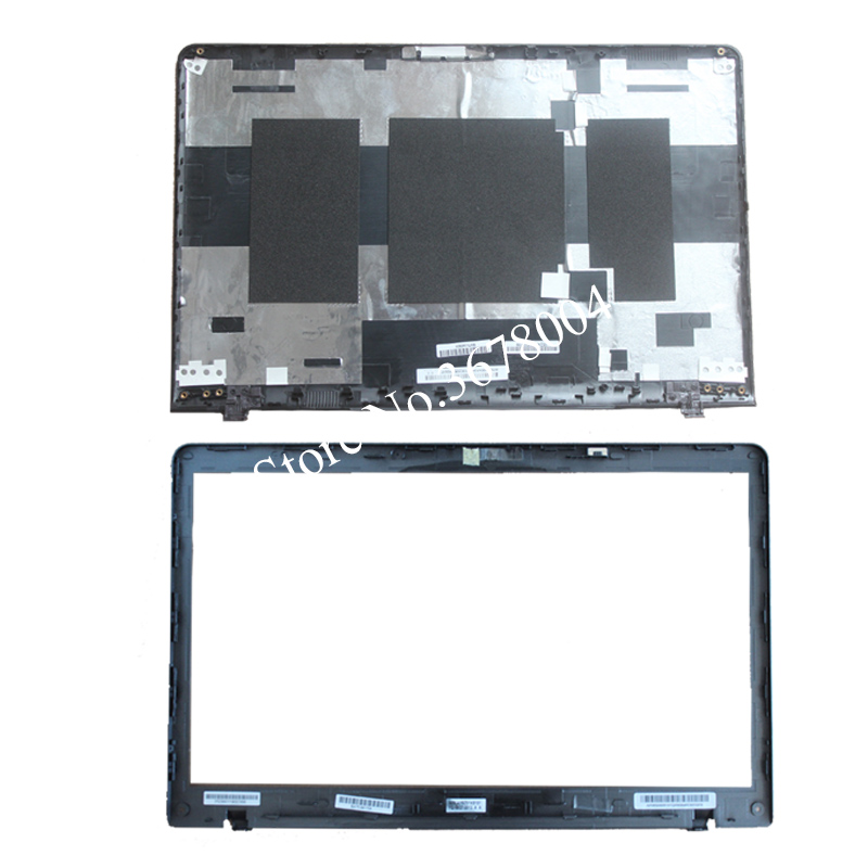 NEW case cover for Samsung NP 350V5C 355V5C 355E5C 350E5C 365E5C LCD Back Cover BA75 04090A/LCD Bezel Cover BA75 04115A|Laptop Bags & Cases| |  - title=