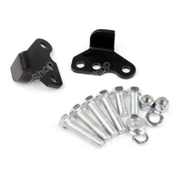 Areyourshop Moto Motorcycle Adjustable 1 2 Lowering Kit For Harley Touring Street Glide FLHX FLHT Road