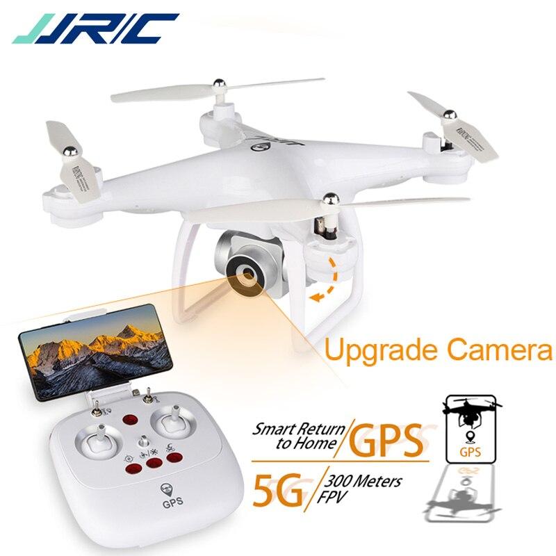JJRC H68G GPS Drone avec Caméra 720 P Grand Angle 5G Wifi Professionnel Dron Quadrocopter Auto Suivre Quadcopter Mise À Niveau VS H68