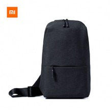 Xiaomi Original Classic Business Chest Pack Women Women Bags Men's Capacity Messenger Bag Suitcase Suitable for Weekend Shopping(China)