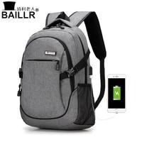 Anti Theft USB Design Backpack Men Large Capacity Waterproof Oxford Backpacks For Teenagers Women School Bags