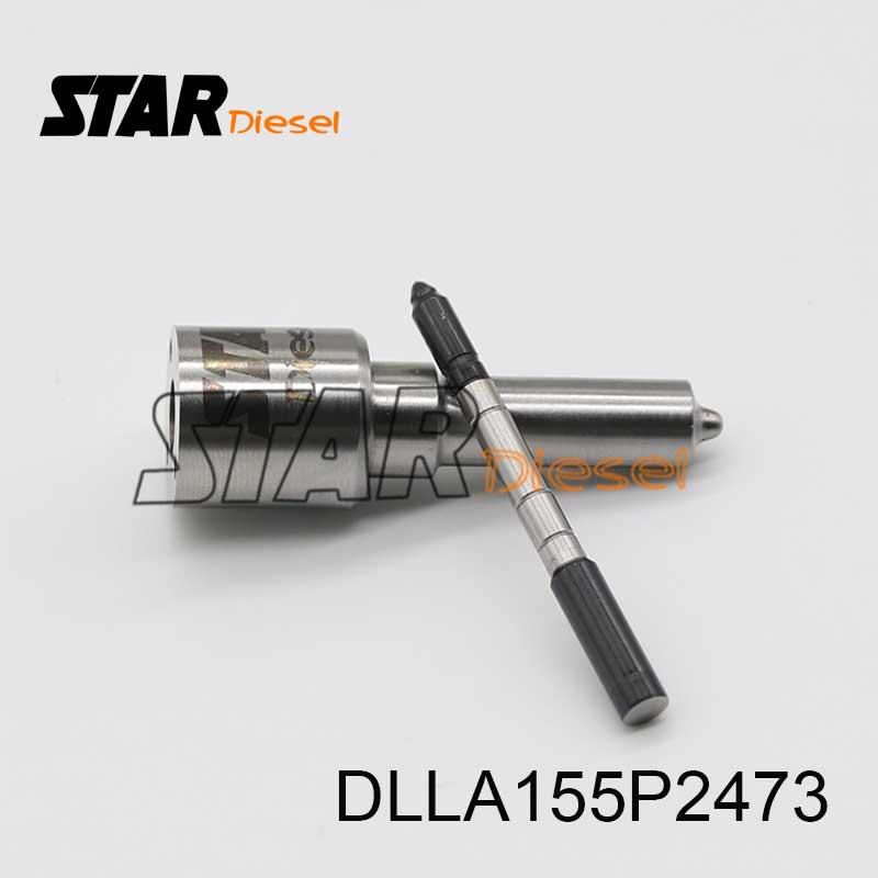 Форсунки насоса Common Rail DLLA 155P2473 (0433 172 473) топливная форсунка 155 P 2473 и P2473 для 0 445 110