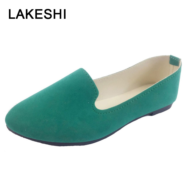 New Women Shoes Summer Slip On Women Flats Candy Color Women Loafers Casual Shoes Suede Snadlas Plus Size Fashion Ladies ShoesNew Women Shoes Summer Slip On Women Flats Candy Color Women Loafers Casual Shoes Suede Snadlas Plus Size Fashion Ladies Shoes