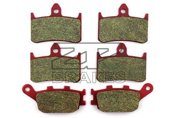 Brake Pads Ceramic For Front + Rear HONDA CB 1000 1994-1995 OEM New High Quality ZPMOTO