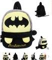 23CM Batman Spiderman Plush Cartoon Kid Backpack For Child School Bag For Kindergarten Girl Baby Boy Backpack Mochila