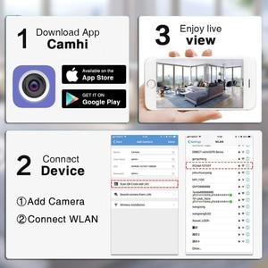 Image 5 - IP Camera WiFi 1080P Wireless PTZ Speed Dome CCTV 22X Zoom CCTV Security Cameras Outdoor Surveillance ip Camara exterior