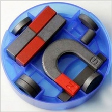 Strong Magnet Teaching Tools Physics Toys Ring Magnet Horseshoe Magnet Physics Science Experiments Student Gifts Teaching Aids