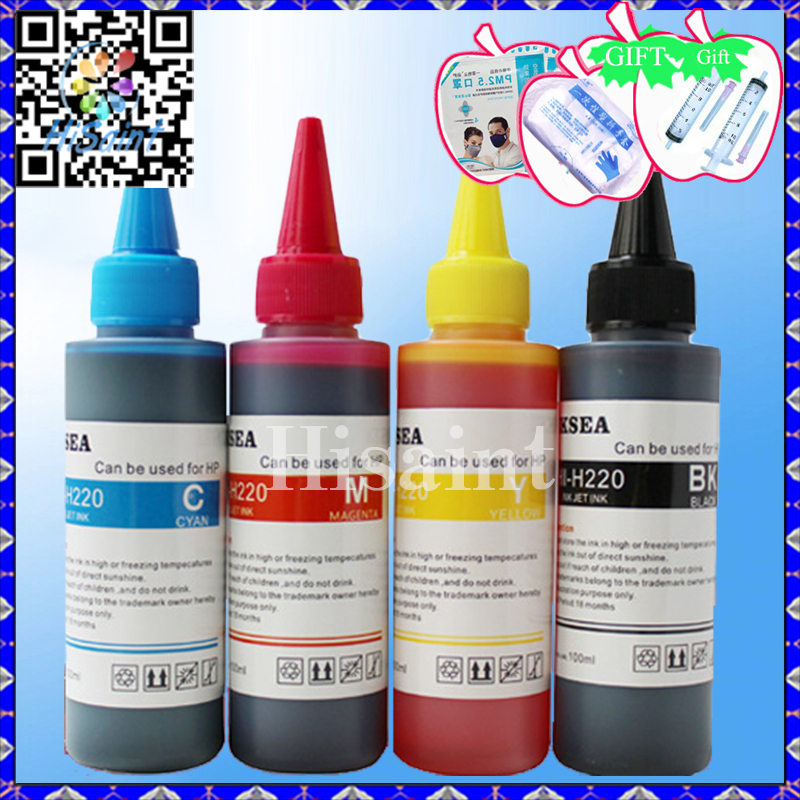400ml for HP four Colour, Six Color ink Jet Printer,for Universal ...