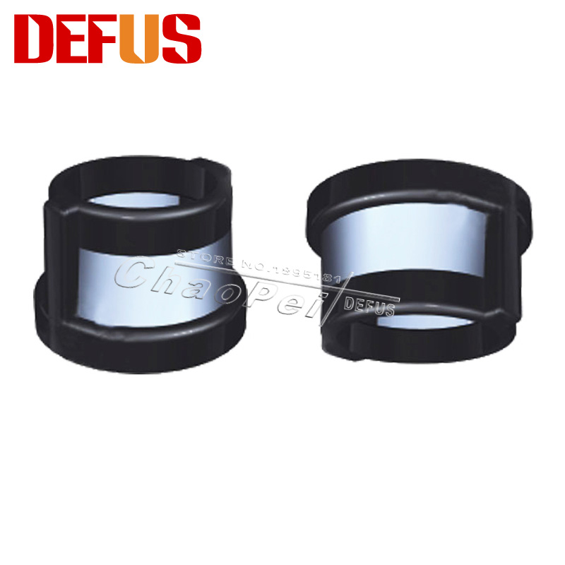 Beste 50 Stücke Marke Defus 3,7*4*5,8mm Nylon Fuel Injector Ring-filter Auto Assy Percolator Für Universal Autos Reparatur Im In- Und Ausland FüR Exquisite Verarbeitung, Gekonntes Stricken Und Elegantes Design BerüHmt Zu Sein