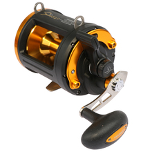 Haibo Sword 640 Long Casting Boat Baitcasting Fishing Reel Carbon Drag Sea Big Game Drum Trolling/Jigging reel 6BB 4.3:1