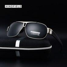 Hindfleld Polarized Sunglasses Men frog Mirror Sun Glasses For Men Brand Design Original Eyewear Goggles Oculos de sol feminino