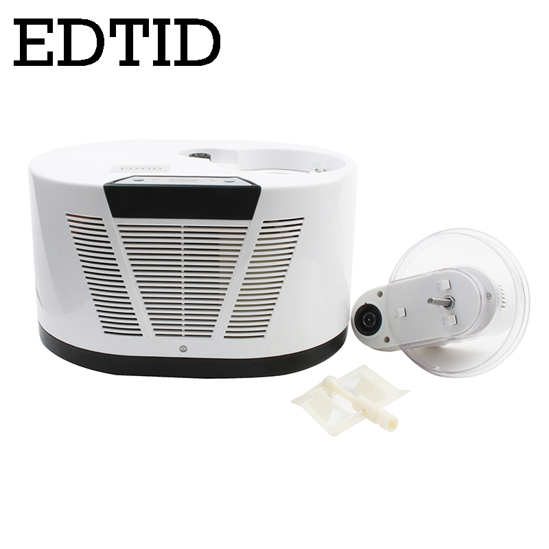EDTID Self Cooling Ice Cream Maker used for Commercial and Home Kitchen to Prepare Delicious Ice Cream and Frozen Yogurt 5